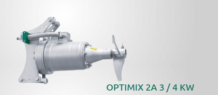 Optimix 2A (150 Kg)